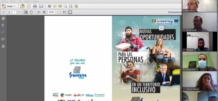El proyecto Fronteira estrena imagen oficial